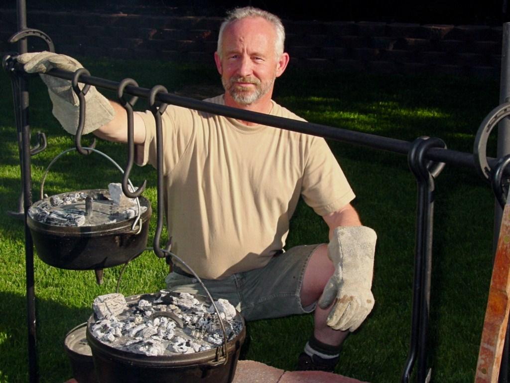 Gary House Cooking-Outdoors.com
