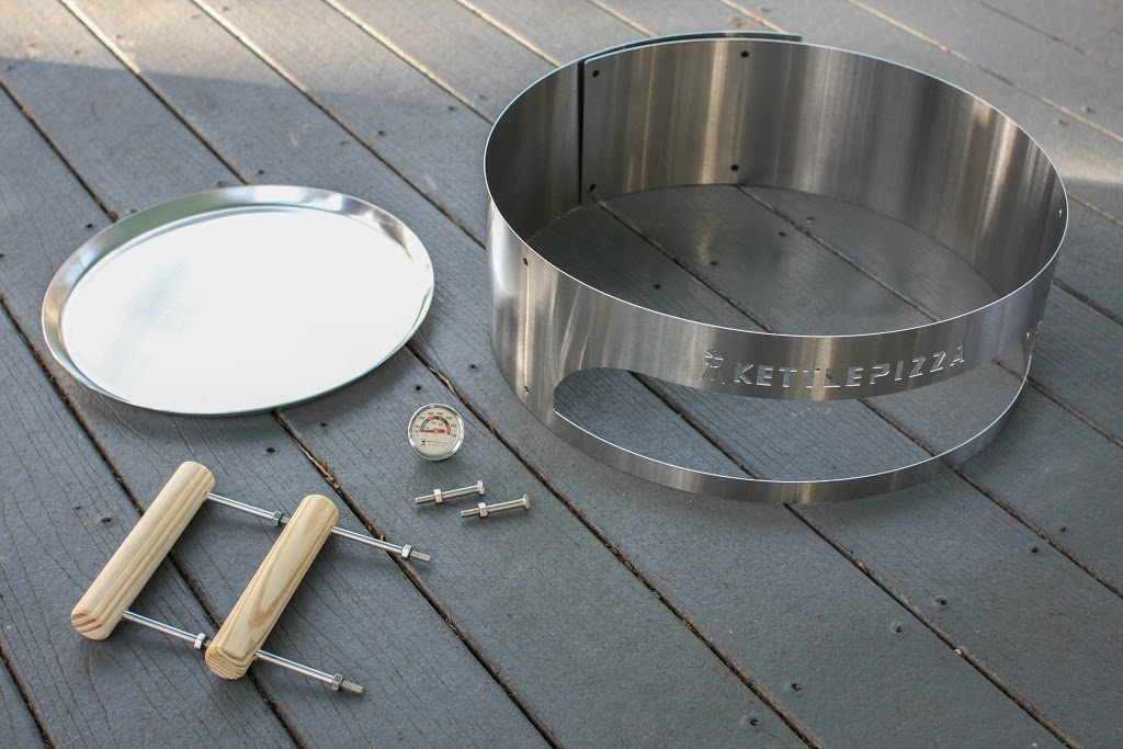 Kettlepizza Basic Wood Fired Pizza Oven Kit Review